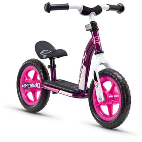 s'cool pedeX easy 10 Kids Push Bikes Children pink/purple